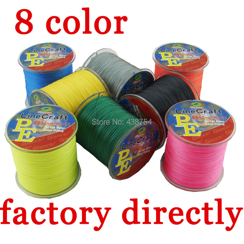 Super strong japanese100 pe braided fishing line 500m for 20 lb braided fishing line