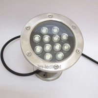 swimming pool LED light 12V 12W IP68 underwater lights for pools led underwater pond lights free ship 20pcs/lot