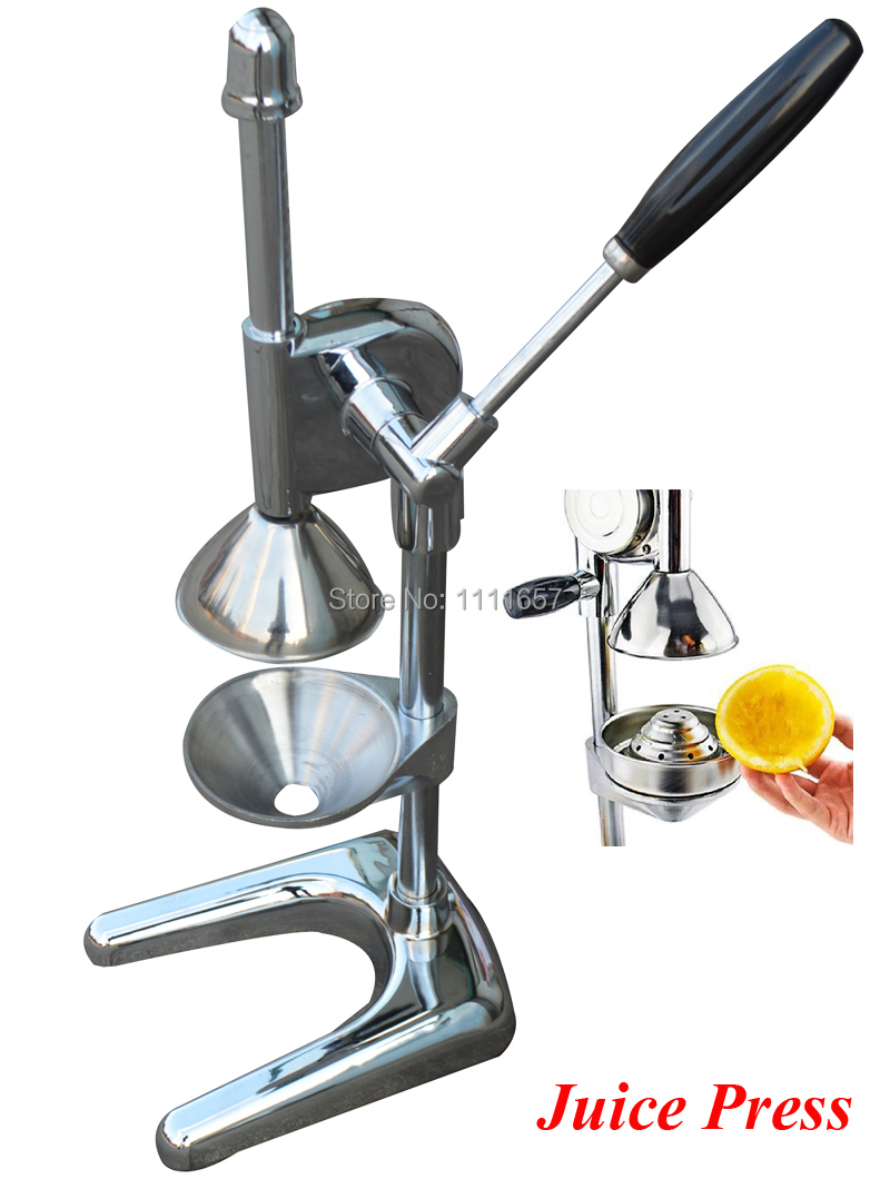 Orange Press Juicer ~ Hand press juicer manual juice machine orange