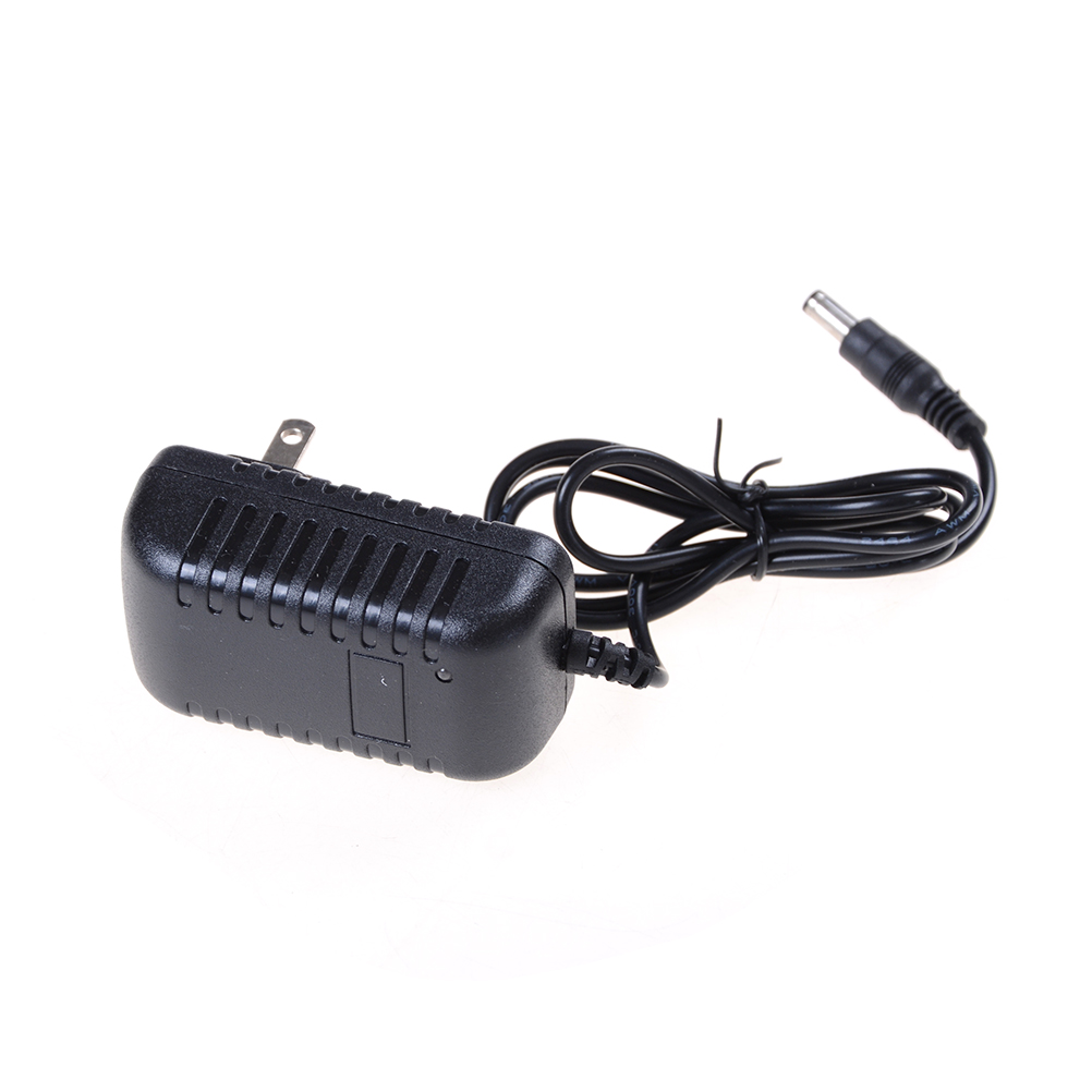 DC <font><b>12V</b></font> 2A <font><b>2000mA</b></font> <font><b>Power</b></font> Supply EU/ US Plug 5.5mm x 2.1-2.5mm for LED CCTV12V2A AC 100V-240V Converter <font><b>Adapter</b></font> image