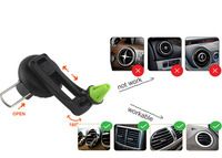 Opvouwbaar Auto Zuignapsteunen Mobiele Telefoon Auto Air Vent Clip Houders Stands Voor Meizu m1/m2/m3/m5 Note, Meizu MX4/MX5/MX6/MX7/E2