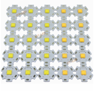 Image 4 - 5 шт. 10 Вт 12 В 1A td керамический светодиод 5050 холодный белый теплый белый высокомощный светодиодный эмиттер диод вместо светодиосветодиодный CREE XML XM L T6 для самостоятельной сборки