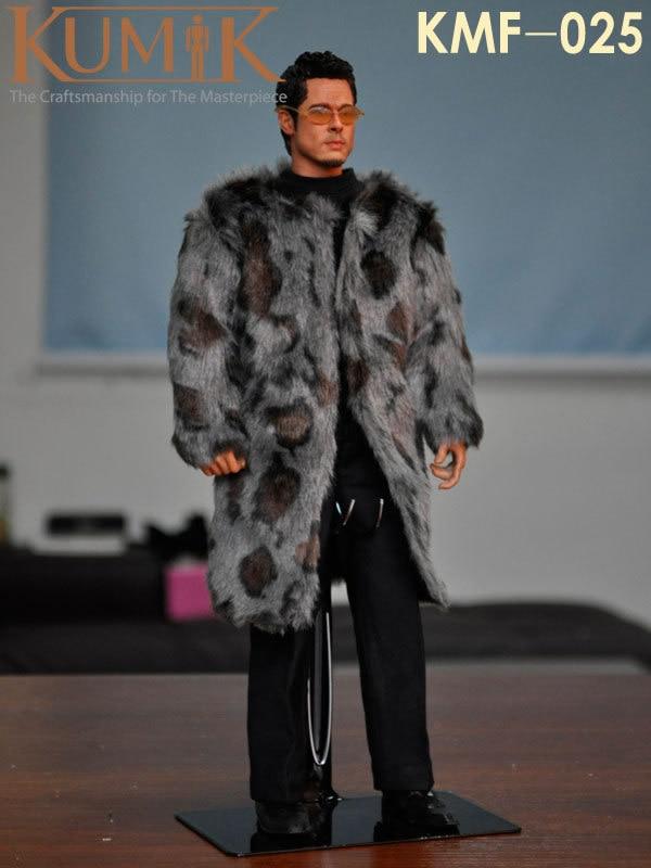 Free shipping kumik KMF-025 1:6 Fight Club Brad Pitt Model doll12inch Male doll ,  set of End product цена 2017