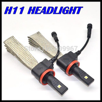 H11 LED 9005 9006 h7 auto led Headlight cree chips 40W 5000LM Car Fog Light LED Lamp White car led headlight 12 24v