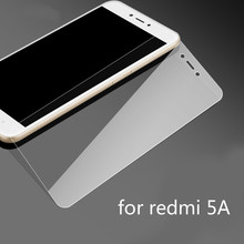 Tempered Glass for xiaomi redmi 5 plus Protective Film Full Coverage 5a Screen Protector