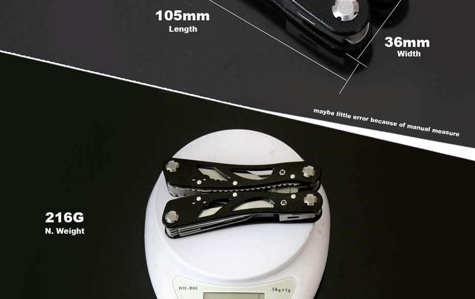 High Quality multifunctional folding pliers