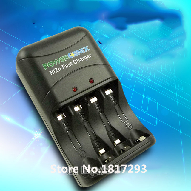 Calidad superior Del Envío Libre Ni-Zn cargador rápido de batería 8186 carga aa/aa ni-zn idicator led batería ee. uu.