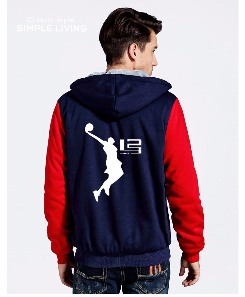 24928776b 2019 New Cool Man Hoodie LeBron James Boy Jacket Men Long ...