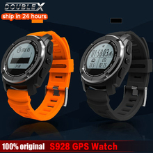 DoubleX S928 Sport Smart Watch G-sensor Heart Rate Monitor GPS Outdoor  Smart Wristband for Android IOS Smart Phone