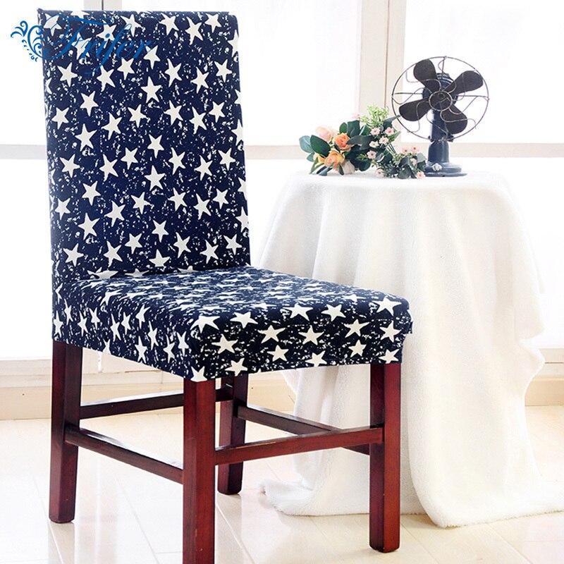 Spandex Ձգվող iningաշասենյակի աթոռը - Տնային տեքստիլ
