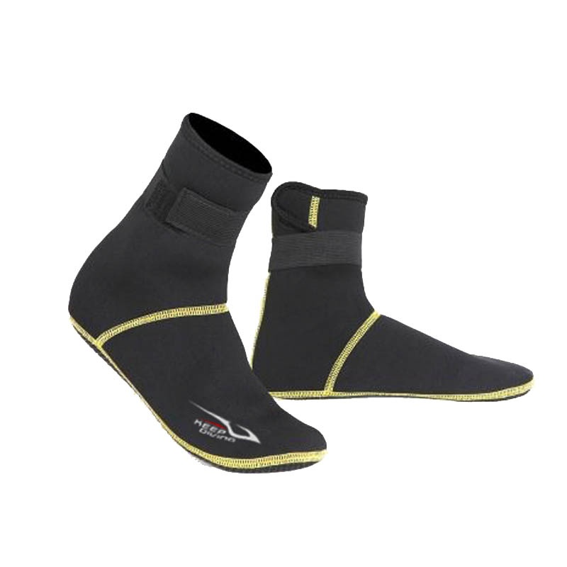Vinter Swimming Floor Socks Neopren Beach Stövlar Wetsuit Shoes - Vattensporter