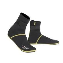Skarpetki zimowe do pływania Neoprenowe buty plażowe Buty do kombinezonów Skarpetki do nurkowania