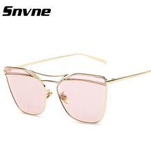 Snvne gafas de Sol Nuevos y coloridos gafas de sol hombres mujeres Marca gafas de sol feminino designoculos hombre masculino KK515