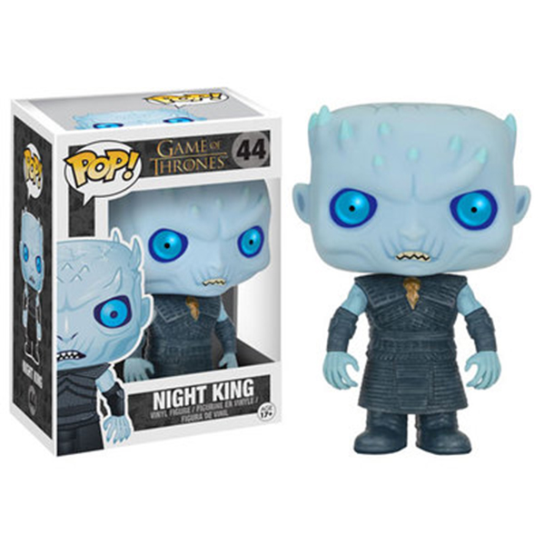 Funko pop  Game of thrones-Night king Vinyl Figure  Model Toy with IN Box