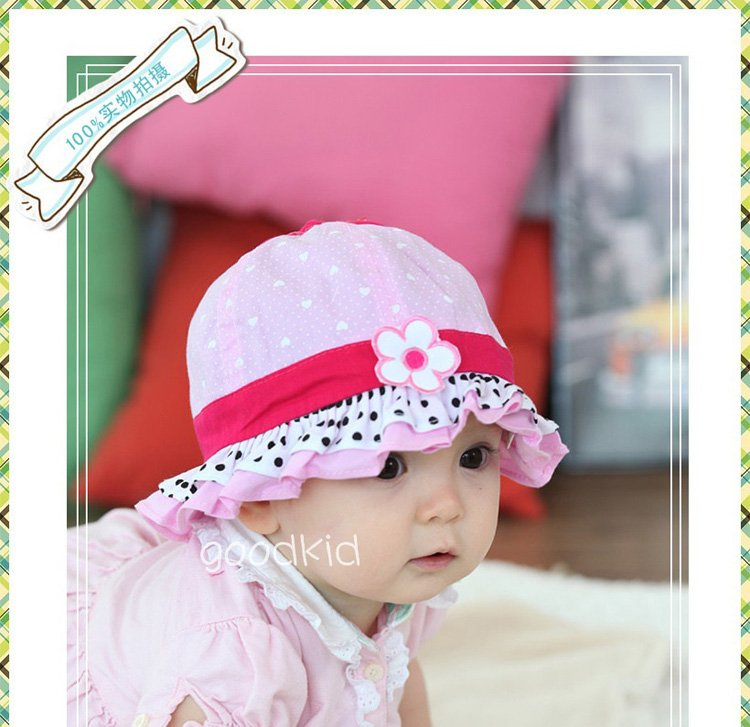 wholesale 10 piece lot summer Baby Cap Lovely girl s gift baby hats  Children caps fashion infant sunhat kid s hat on Aliexpress.com  7aeabc0269f