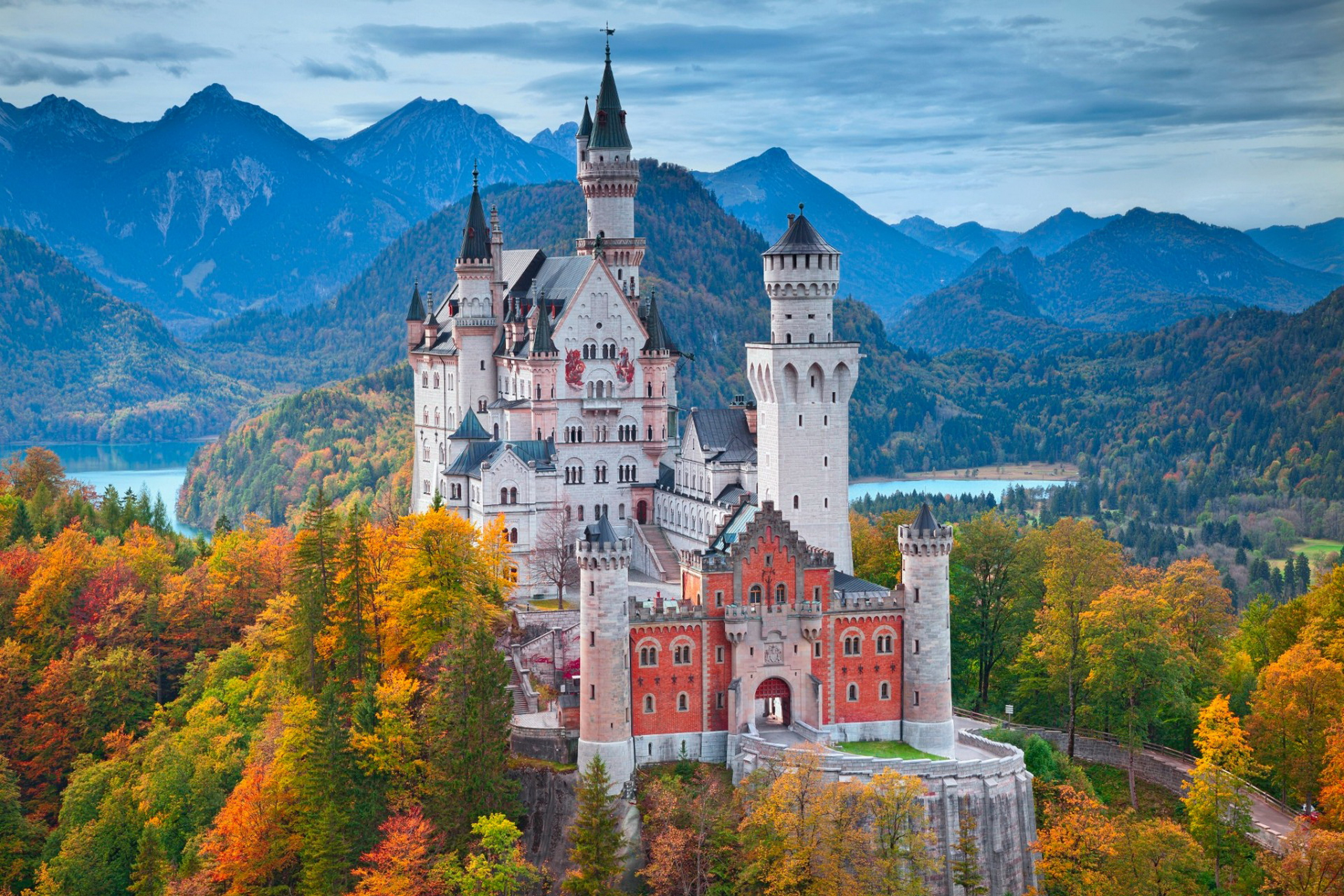 Online Get Cheap Neuschwanstein Castle Germany -Aliexpress