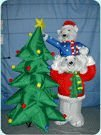 Inflatable christmas gifts for sales