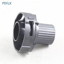 FSYLX H7 ксенон спрятал конверсию держатель лампы для AUDI A6L автомобильные hid-фары адаптер для Audi Xenon HID H7 держатель лампы адаптер