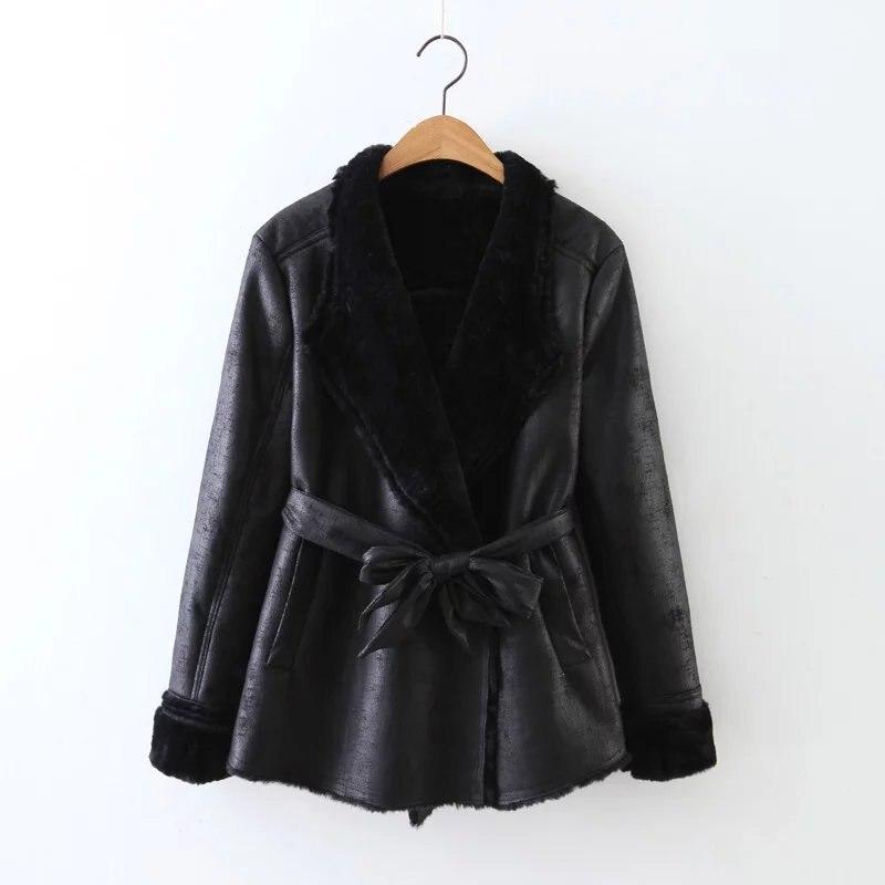 Popular Suede Coats Women-Buy Cheap Suede Coats Women lots from ...