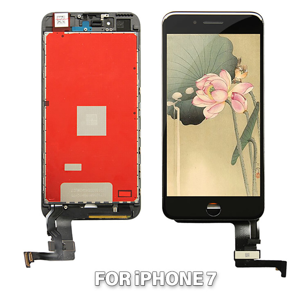 AAAAA LCD Display For iPhone 7 4.7'' LCD Touch Screen Digitizer For iPhone 7G i7 A1660 <font><b>A1778</b></font> A1779 LCD Screen Assembly + Gift image