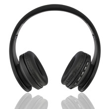 Player In Stereo Headset