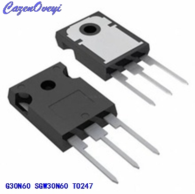 1pcs/lot SGW30N60 G30N60 TO-247 In Stock