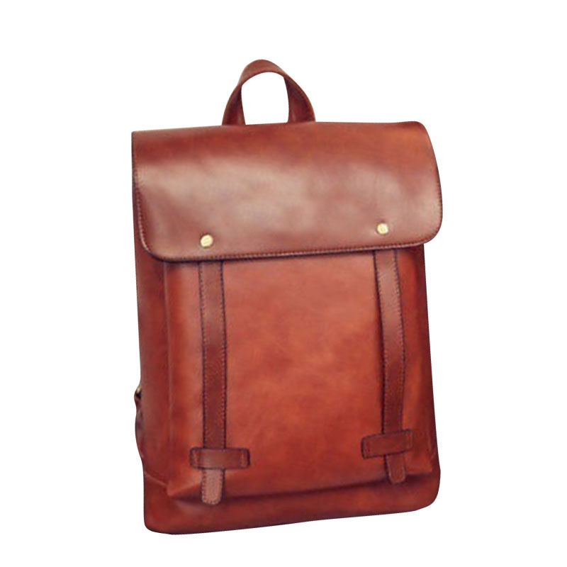 Fashion High Quality British Style PU Leather Backpack Womens Vintage Travel Satchel Girl Laptop Rucksack Teenager School BagFashion High Quality British Style PU Leather Backpack Womens Vintage Travel Satchel Girl Laptop Rucksack Teenager School Bag