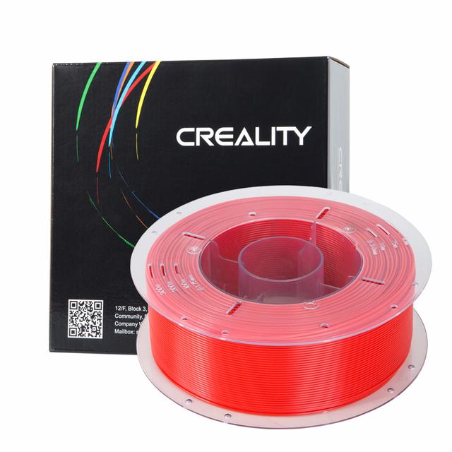 CREALITY 3D Printer 1.75mm PETG Filament High Quality N.W 1KG For FDM Ender-3/Ender-5/CR-10S PRO 3D Printer
