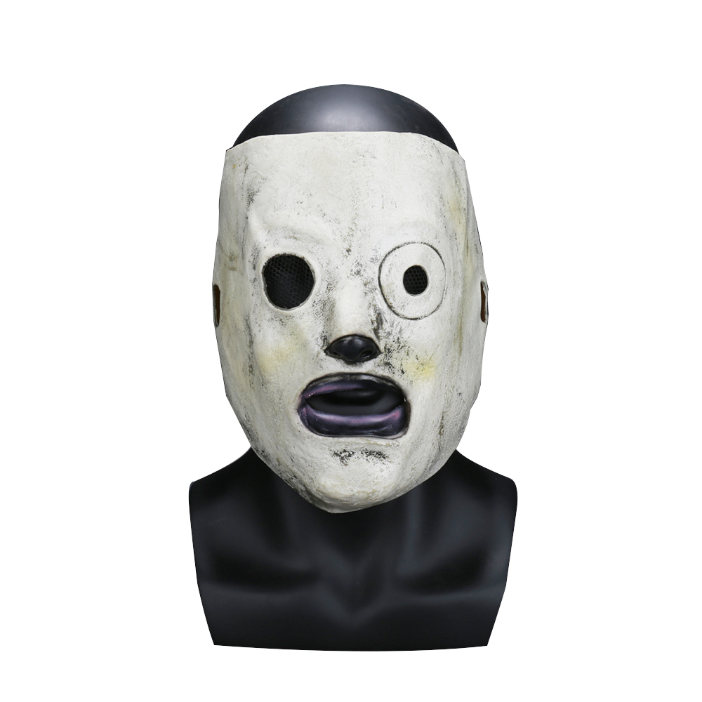 Image 4 - Cool New Slipknot Mask Corey Taylor Cosplay Latex Mask TV Slipknot Mask Halloween Cosplay Costume Props 3 Types-in Boys Costume Accessories from Novelty & Special Use