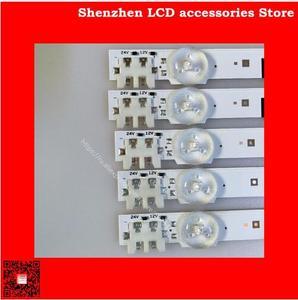 Image 5 - 10 pièce/lot POUR Samsung 32 pouces 9LED UA32F4088AR UA32F4088AJ UA32f4100AR D2GE 320SC0 R3 2013SVS32H 9 REV1.8 650mm