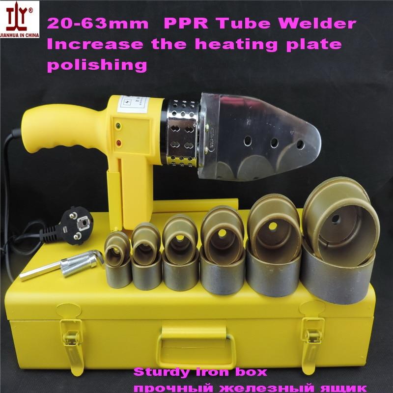 ابزار لوله کشی با کیفیت خوب DN 20-63mm AC 220 / - تجهیزات جوشکاری