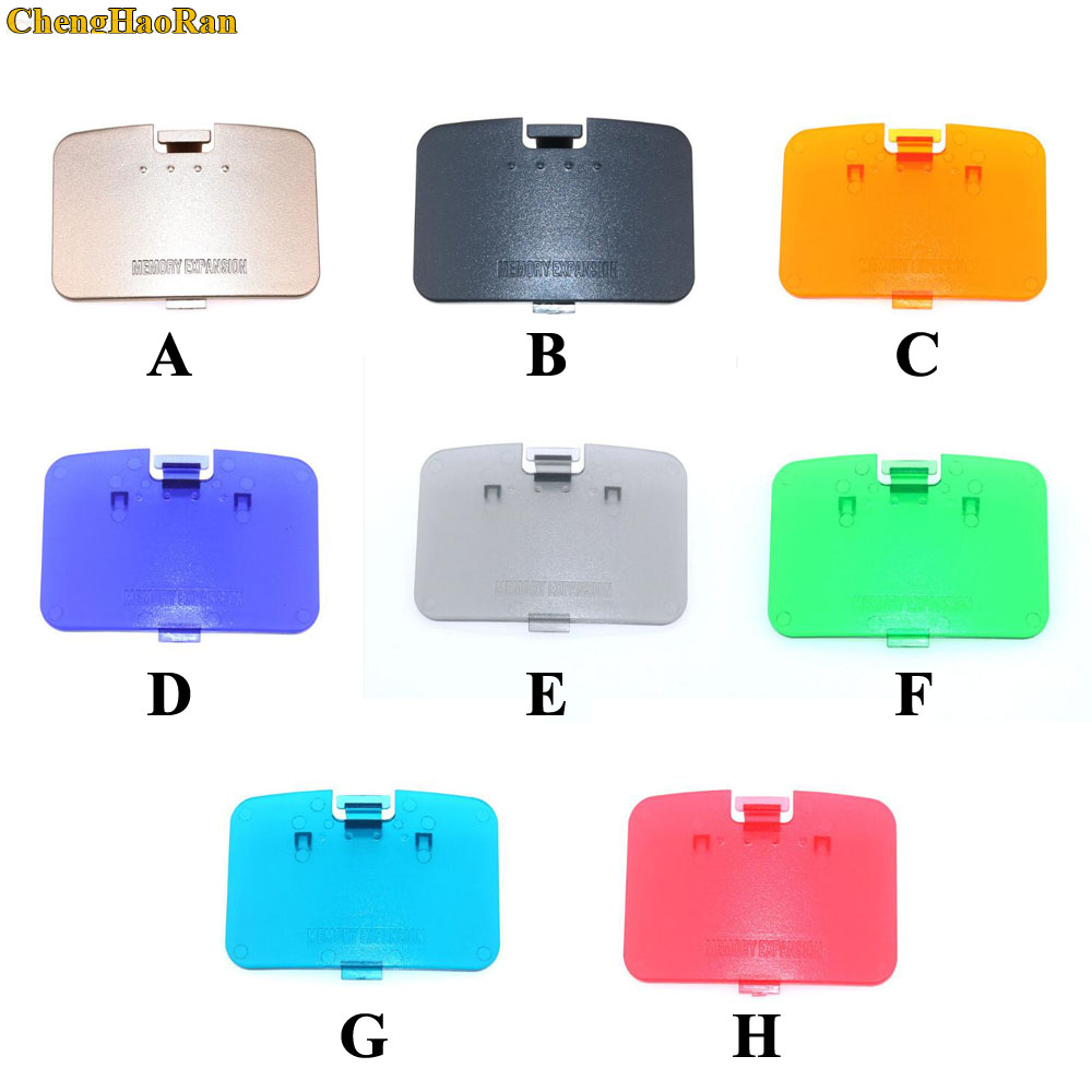 ChengHaoRan Best price 50pcs mix 8 colors Expansion Pack Memory Expansion Cover Cover Jumper Pak Lid