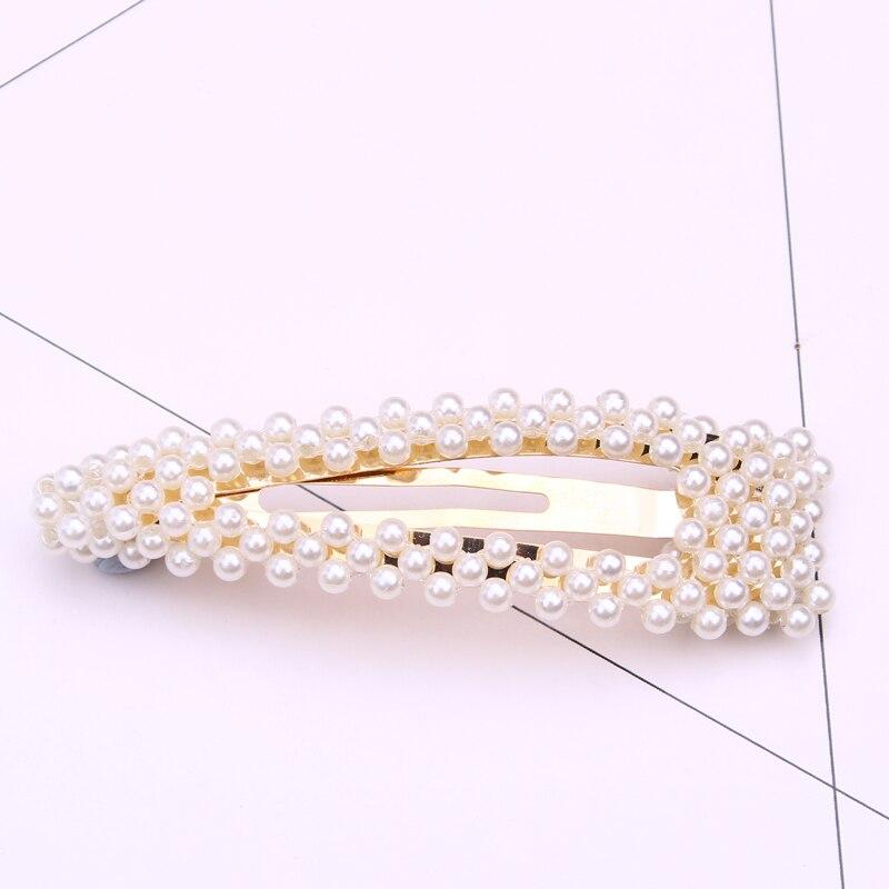 Grampos de cabelo para as mulheres de casamento acessórios para o cabelo pérola grampo de cabelo ganchinhos tiara de jóias pinos de cabelo barette cheveux femme