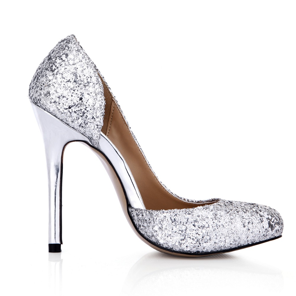 2017 New Arrival Sequin Cut-Outs High Heeled Bridal Wedding Shoes Stiletto Sandals bride shoes Lady Party Prom Pumps female shoe folding type laser cut design bride groom wedding invitations kit blank insert paper invitation card convite casamento