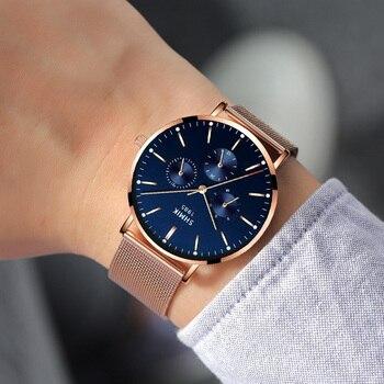 שעון יד לאנשי עסקים יוקרתי