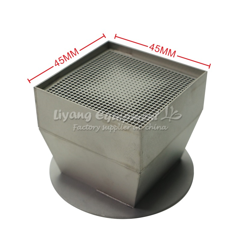 Universal hot air nozzles 45mm 50mm 55mm 75mm 120mm for bga rework station bottom base diameter 60mm 45mm 48mm 50mm 53mm 55mm 60mm 65mm
