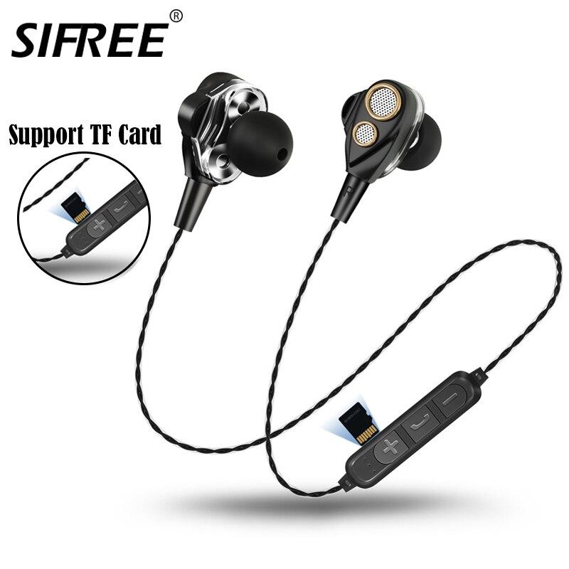 Super Bass Bluetooth Earphone Wireless Headphones Earphones With Mic