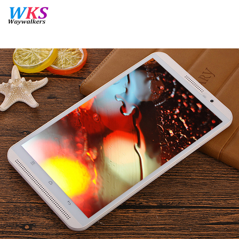 bilder für Neueste waywalkers 8 zoll tablet pc K8 Octa-core Android 5.1 Tablet pcs 4G LTE smartphone android Rom 64 GB RAM 4 GB tablet pc 8MP