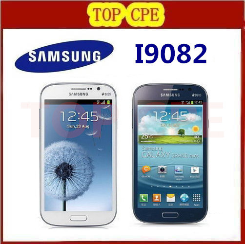Samsung Galaxy Grand Duos I9082 Original Dual SIM Android OS 5 0 Inch Touch Screen 8MP