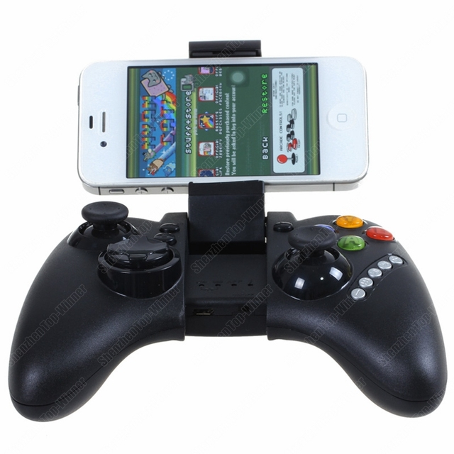 Ipega TWPG-9021 Wireless Bluetooth Gaming Game Controller Gamepad Joystick for Android iOS Phone Tablet PC Mini PC Laptop TV BOX