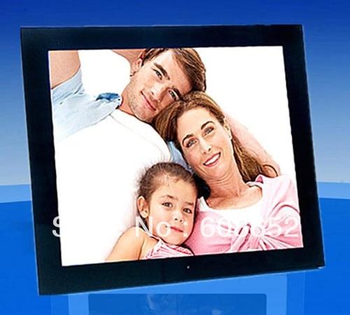 1701B LED (digital)photo frame,17 inch multi-functional Haier digital camera,photography equipmen Photo frame