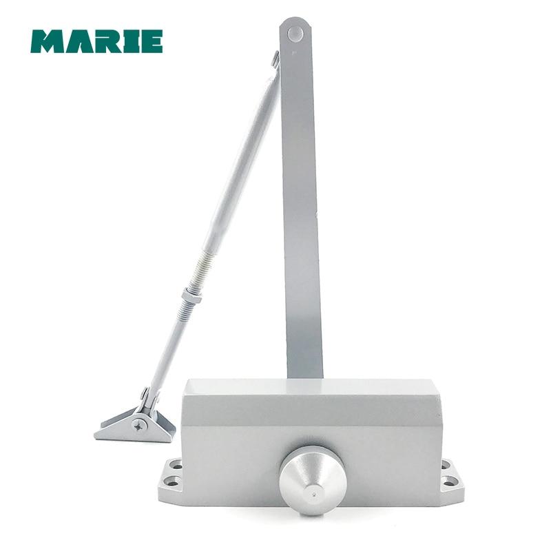 Contrôle automatique de bouchon de fermeture de porte de bras hydraulique en aluminium jusqu'à 60-85 KG