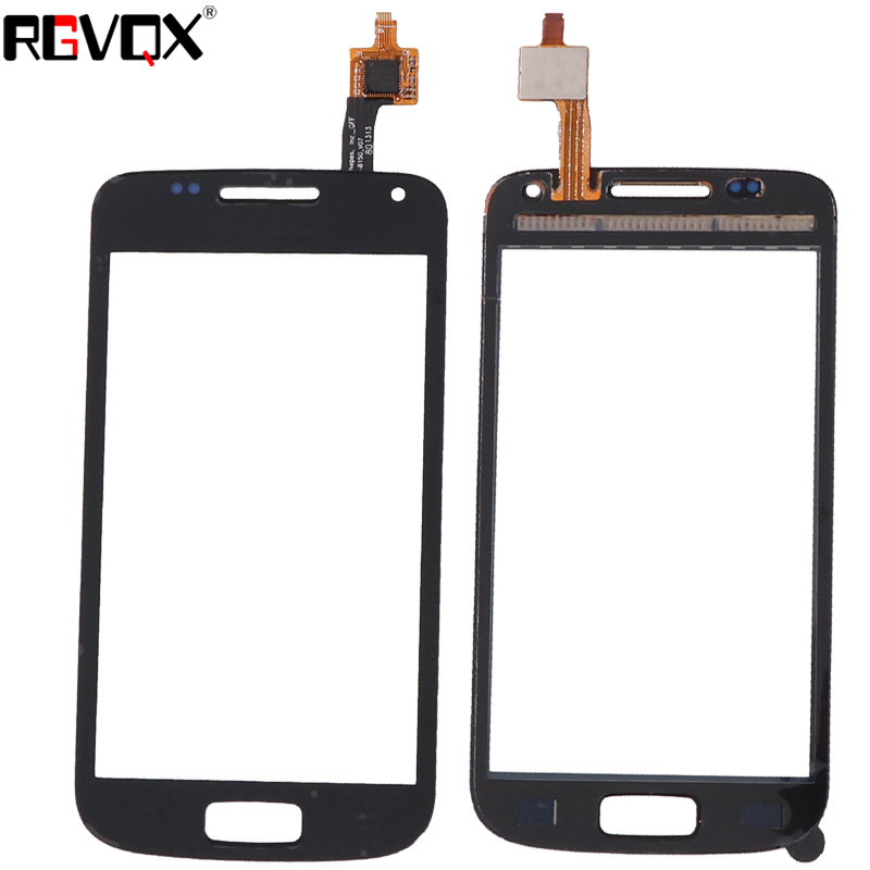 New Touch Screen For Samsung Galaxy W i8150 Digitizer Front Glass Lens Sensor Panel White/Black
