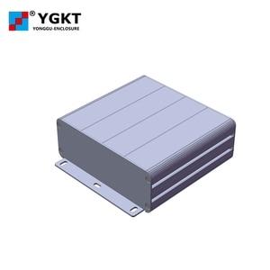 YGS-013 122*45*110/4.8 ''x 1,77'' x 4,33 ''(wxhxl) мм пользовательский алюминиевый серверный электронный корпус