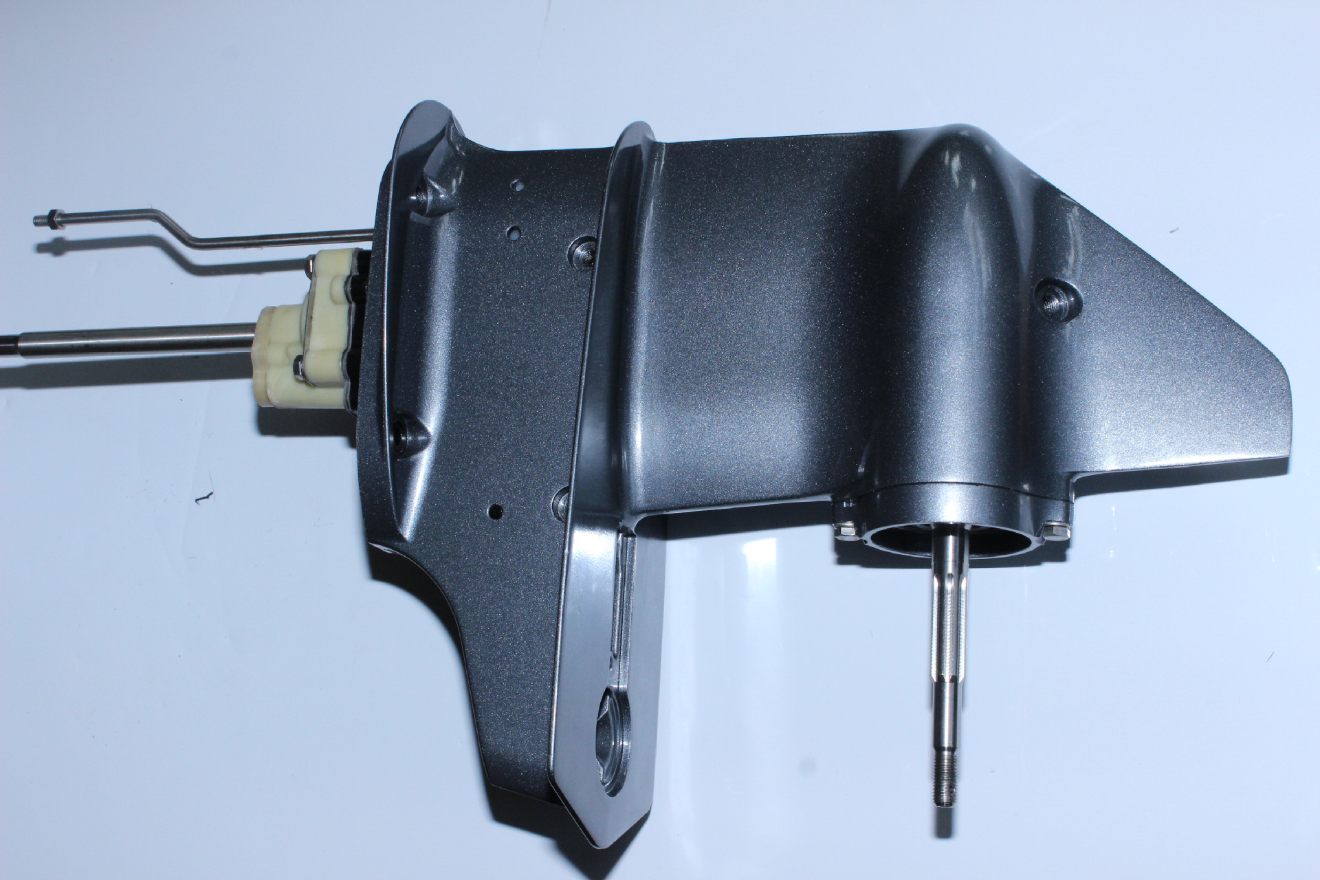 US $550 0 |Free shipping gearbox assembly for YAMAHA 2 stroke 15 hp 6B4  model outboard parts-in Personal Watercraft Parts & Accessories from
