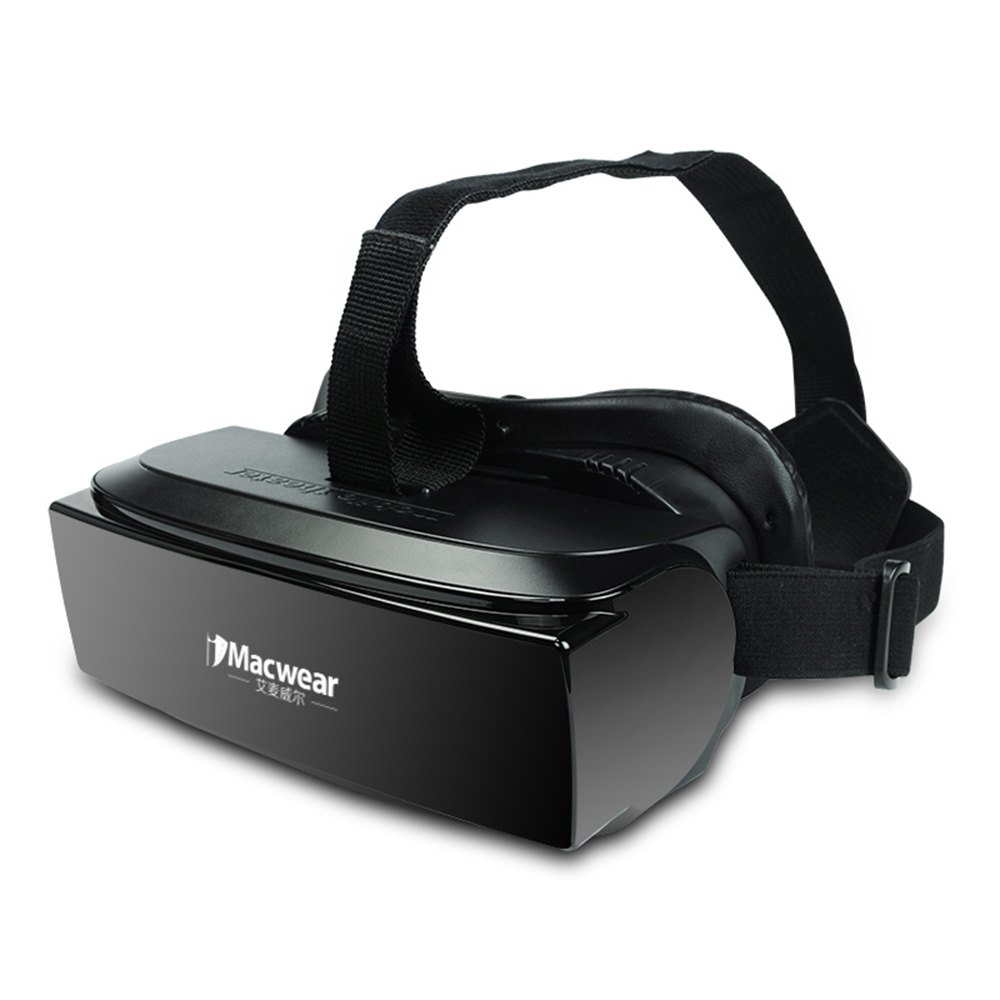 V1 80 Inch Personal Private 3D Mobile Theater font b VR b font Box Virtual Reality