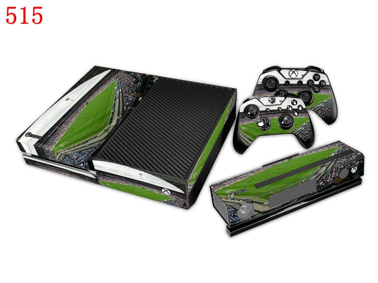 Protective Film Waterproof For World Cup Decal For Microsoft XBOX One Console Skin Sticker For X box ONE Controller Cover