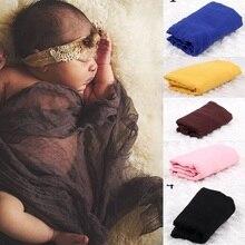 Реквизит для фотосессии для маленьких девочек; полотенца для новорожденных; одеяло для младенцев; преждевременная обертка; шарфы; шарф для пеленания