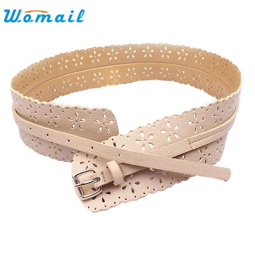 Popular 2017New Europe Wide Waist Belt Girdle Fashion Female Elastic Tassel Wide Belt Decoration Dress ...