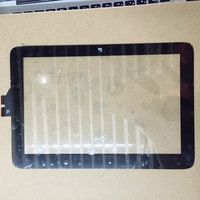 For HP Slatebook 10 X2 Touch Screen Panel Digitizer Glass With Frame LCD Display Replacement NEW